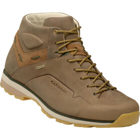 Garmont Miguasha Nubuck GTX Shoes Men beige/olive green